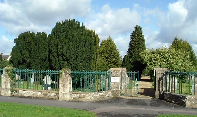Hensington Road Cemetery