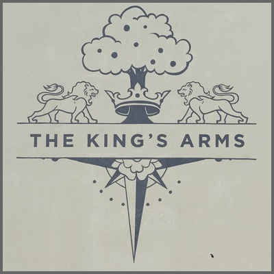 The Kings Arms logo