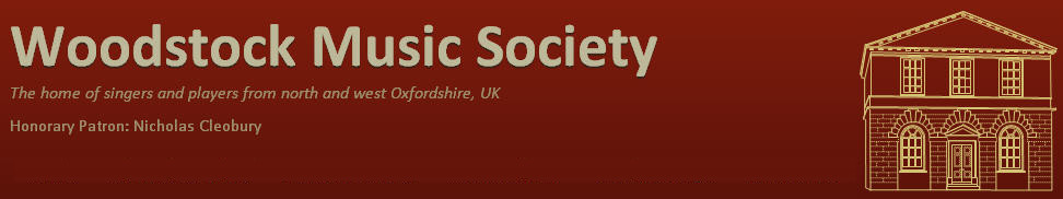 Woodstock Music Society logo