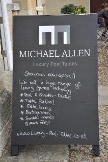 Michael Allen Pool Tables