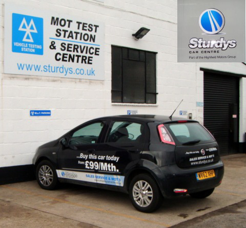 Sturdys Car Centre